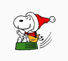 Snoopy Claus Unisex T-Shirt