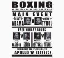 BSG Boxing Card Kids Tee