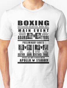 BSG Boxing Card Unisex T-Shirt
