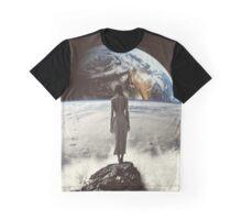 Crashing Waves Graphic T-Shirt