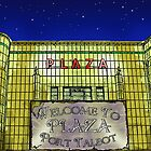Plaza Cinema, Port Talbot, Pop Art - History of Cinema & Art Deco by digihill