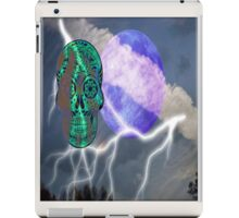 the beast of war iPad Case/Skin