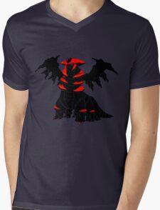 Pokemon - Giratina Mens V-Neck T-Shirt