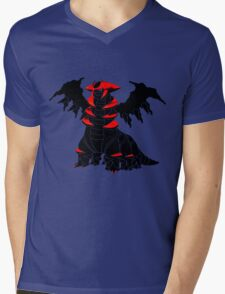 Pokemon - Giratina Mens V-Neck T-Shirt