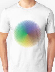 rotation flower T-Shirt