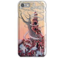 Pulled from the air iPhone Case/Skin