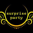 surprise party by maydaze
