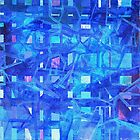 Rhythm in Blue by Regina Valluzzi