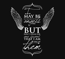 Side of the Angels - White Unisex T-Shirt