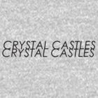 Crystal Castles by Levels