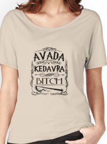 Harry Potter Avada Kedavra  Women's Relaxed Fit T-Shirt