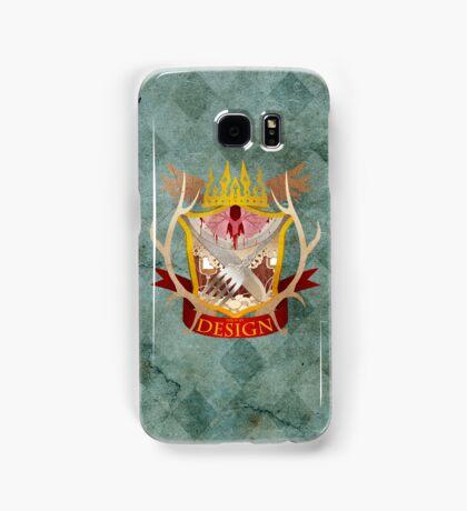 Hannibal Crest Samsung Galaxy Case/Skin