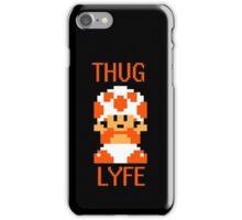 Toad Thug Lyfe iPhone Case/Skin