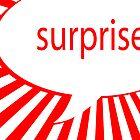 surprise speech bubble by maydaze
