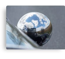 Model A refection Canvas Print