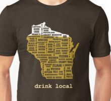Drink Local (WI) T-Shirt