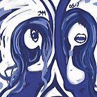 blue. by godlessmachine