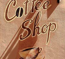 Coffee Shop by Frank Romeo