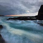 Sunrise at Pulpit Rock - Cape Schanck by Jim Worrall