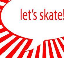 let's skate by maydaze