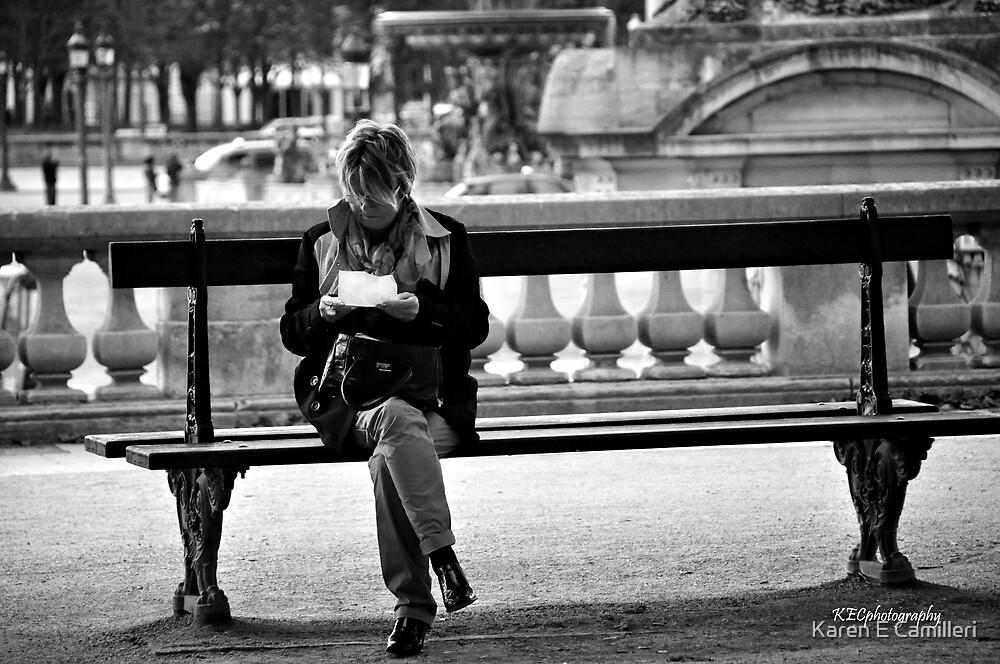 The French Letter by Karen E Camilleri
