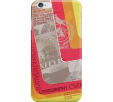 Lomography, democratization of photography iPhone Case/Skin