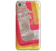 Lomography, democratization of photography iPhone Case/Skin