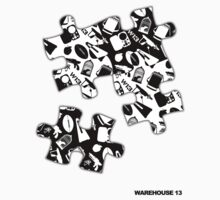 Warehouse 13 Items Puzzle by thegadzooks