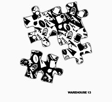 Warehouse 13 Items Puzzle Unisex T-Shirt