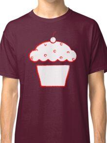 grunge cupcake Classic T-Shirt
