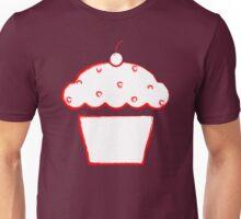 grunge cupcake Unisex T-Shirt