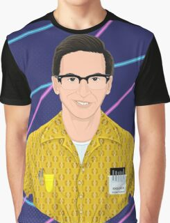 I'm a Nerd Too! Graphic T-Shirt