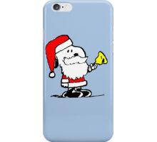 Snoopy Xmas iPhone Case/Skin