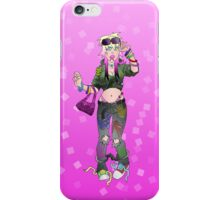 Punk Chick iPhone Case/Skin
