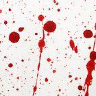 Blood Spatter Cast Off II by jenbarker