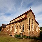 St Lukes Anglican Church, Gulgong NSW by Ian Ramsay