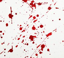 Blood Spatter 6 by jenbarker