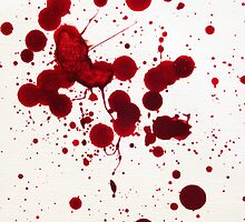 Blood Spatter 7 by jenbarker