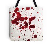 Blood Spatter 7 Tote Bag