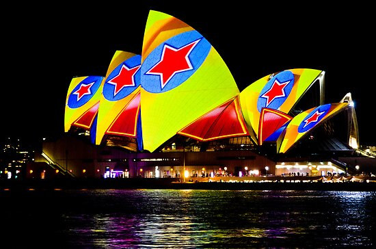 Sydney's Vivid Festival 2013 II by Adam Le Good