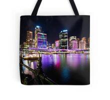 Sydney's Vivid Festival, 2013 III Tote Bag