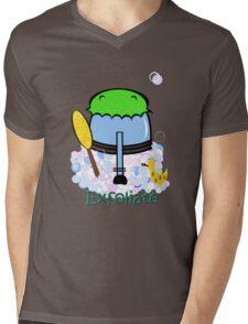 Exfoliate Mens V-Neck T-Shirt