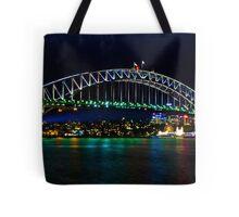 Sydney's Vivid Festival, 2013 IV Tote Bag