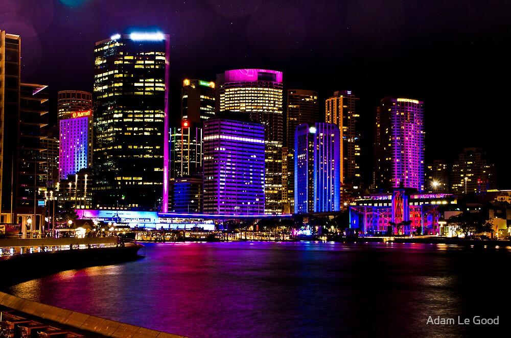 Sydney's Vivid Festival, 2013 V by Adam Le Good