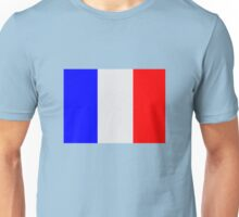 Flag of France Unisex T-Shirt
