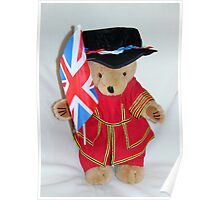 Jubilee Beefeater Poster