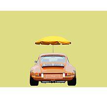 Porsche 911 Photographic Print