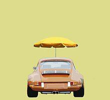 Porsche 911 by taudalpoi