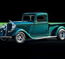 1934 Dodge Pick-Up Truck II by DaveKoontz