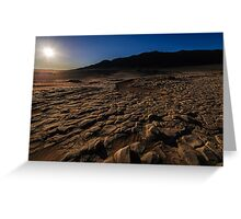 Sands of Time Greeting Card
